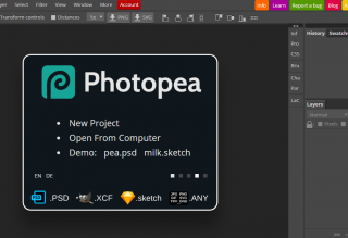 "Photo Pea – ""Photoshop"" For Free"
